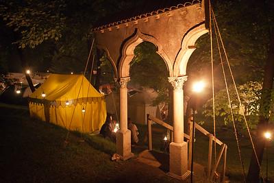 Pentwyvern's Camp Gate