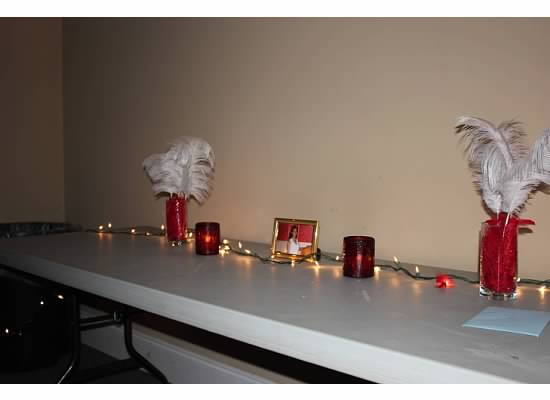 Surprise Birthday Party<br /> Event Coordinated and photographed by CH Style LLC