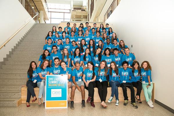 CIEE Civic Leadership Summit 2013