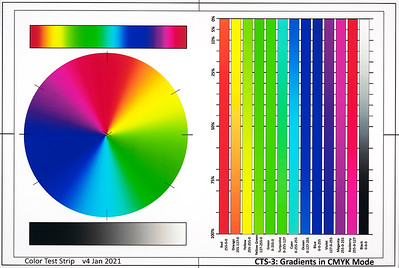 CTS-3 - DSLR Scan in RGB colors