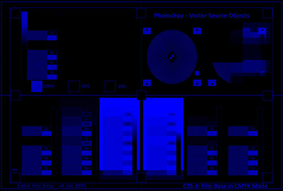 CTS-1 RGB Mode Blue Channel