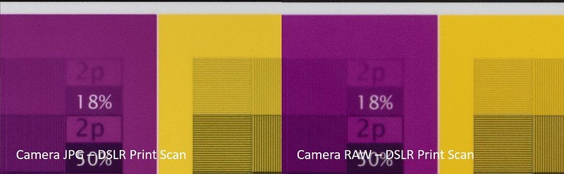 JPG vs RAW - DSLR Print Scan Full 4