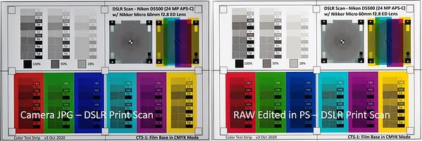 JPG vs RAW - DSLR Print Scan Full 2