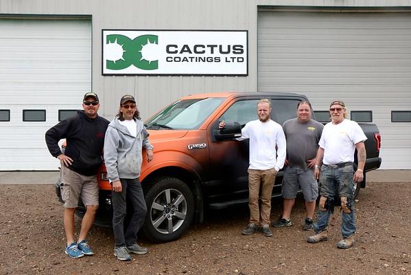 Cactus Coatings
