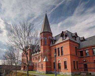 Sage Hall, Cornell University