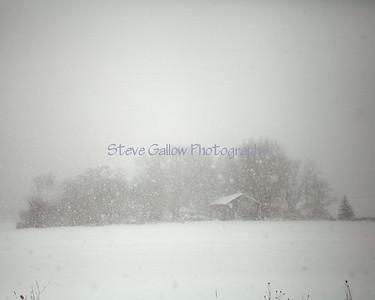 Winter in Groton, NY