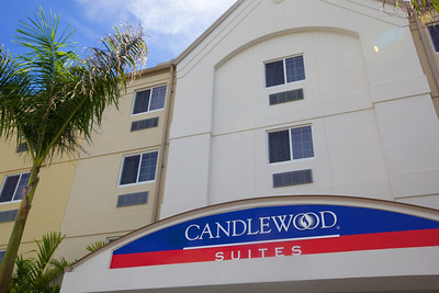 CANDLEWOOD SUITES FORT MYERS Exteriors006