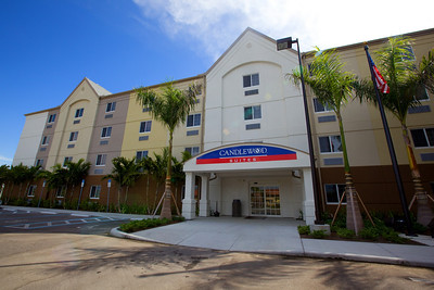 CANDLEWOOD SUITES FORT MYERS Exteriors008