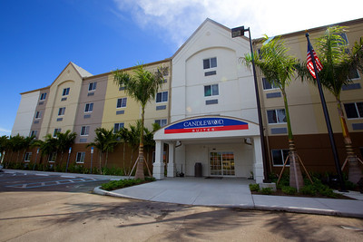 CANDLEWOOD SUITES FORT MYERS Exteriors007