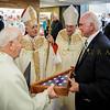 Cardinal Wuerl dedicates CWNCHS-930