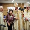 Cardinal Wuerl dedicates CWNCHS-949