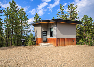 The Ridge Cabins B--2
