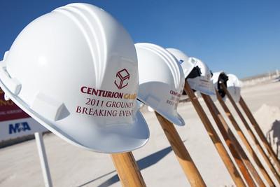 Centurion Ground Breaking-113