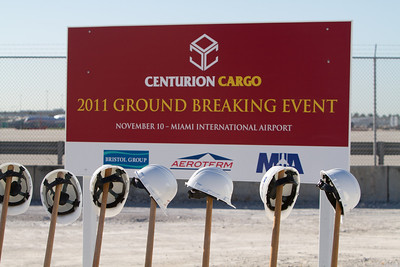Centurion Ground Breaking-114