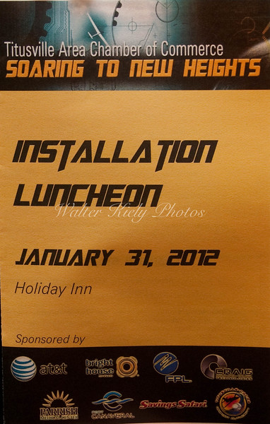 Indoctrination New Board Members Chamber of Commerce 2012