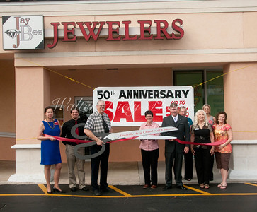 Jay Bee Jewelers 50th Anniversary
