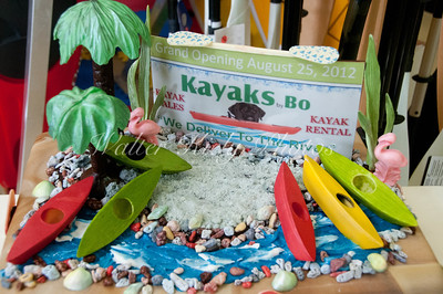 Kayaks by Bo Ribbon Cutting