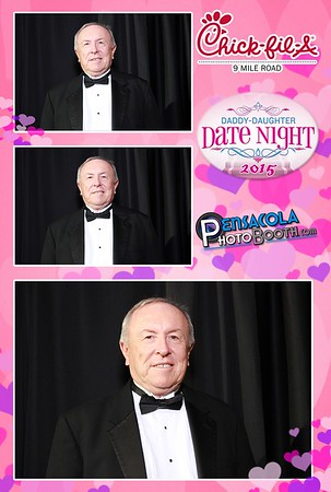 Chick-fil-a Father/Daughter Dance 2-12-2015