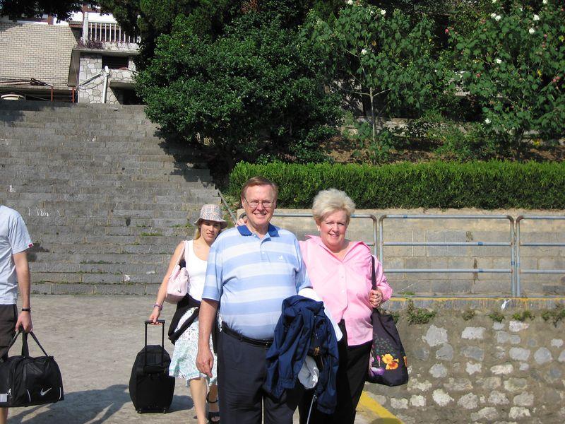 John and Nancy