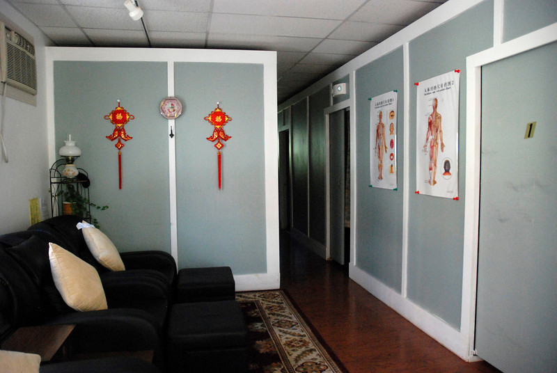 Kayla Rice/Reformer<br /> Chinese Therapeutic Massage on Main St. in Brattleboro.