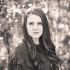 Caitlyn Headshot (B&W)-11
