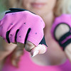 Femme Fitale workout gloves