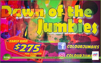 Colour Jumbies Band Launch - San Fernando