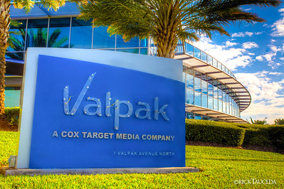 VALPAK MANUFACTURING CENTER   ST PETERSBURG FL