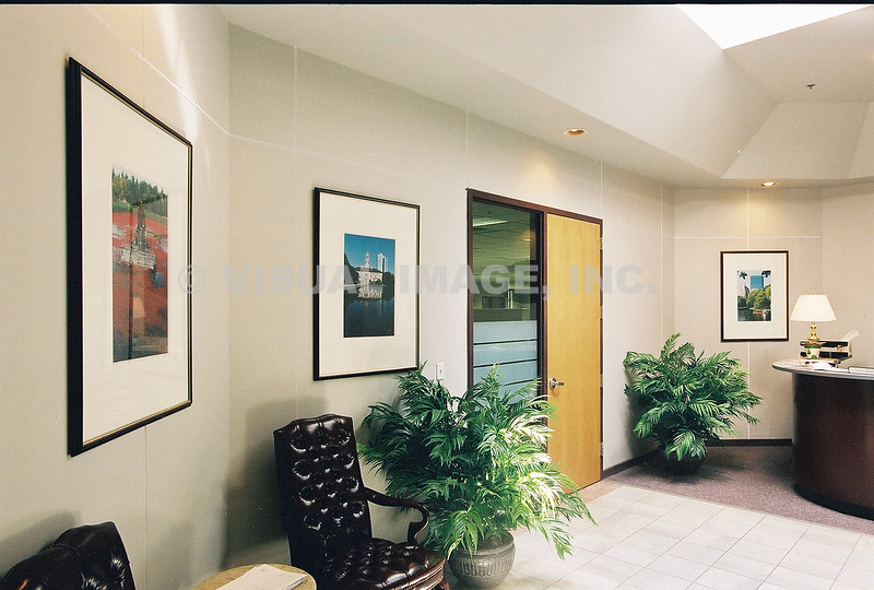 Corporate - Lobby Photo Display