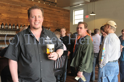 Opening of Conshohocken Brewing Company