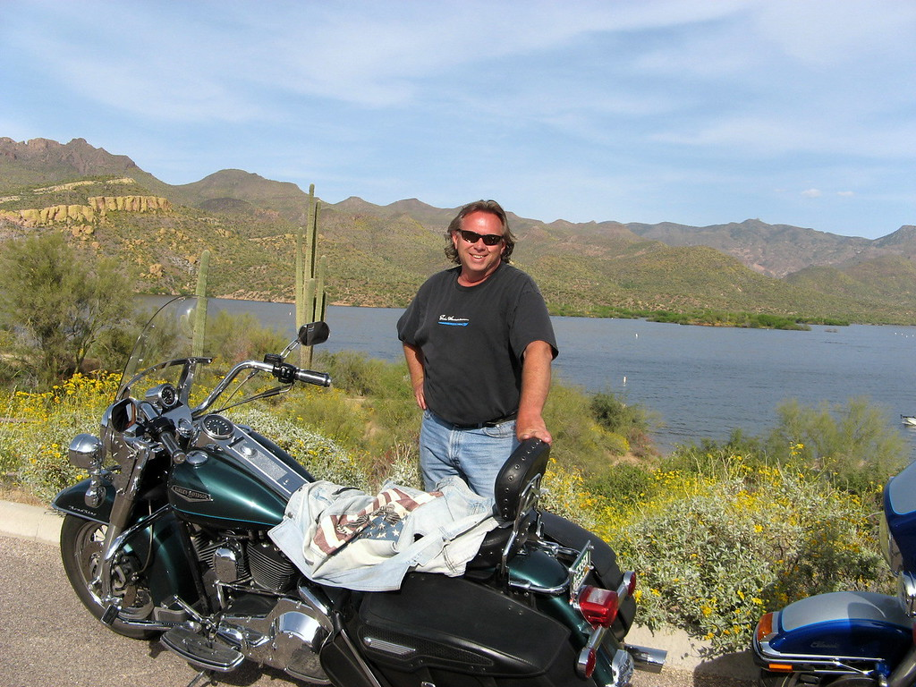 Me at Lake Bartlett, Tonto National Forest, Arizona. Photo Credit to dear friend, Jill Clements.