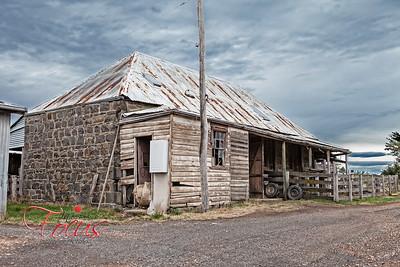 Kyneton working farm house