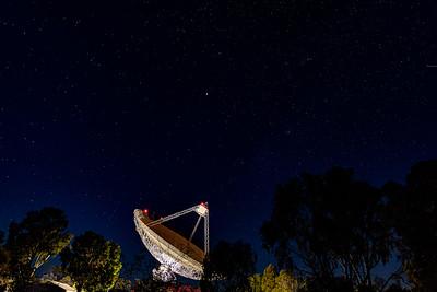 Parkes Observatory Moon landing anniversary July 1969-2019