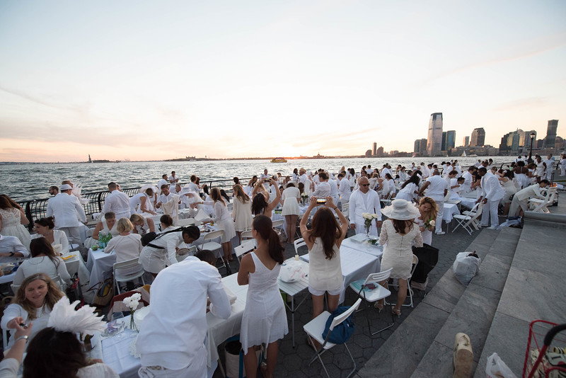 Dîner en Blanc New York 2016