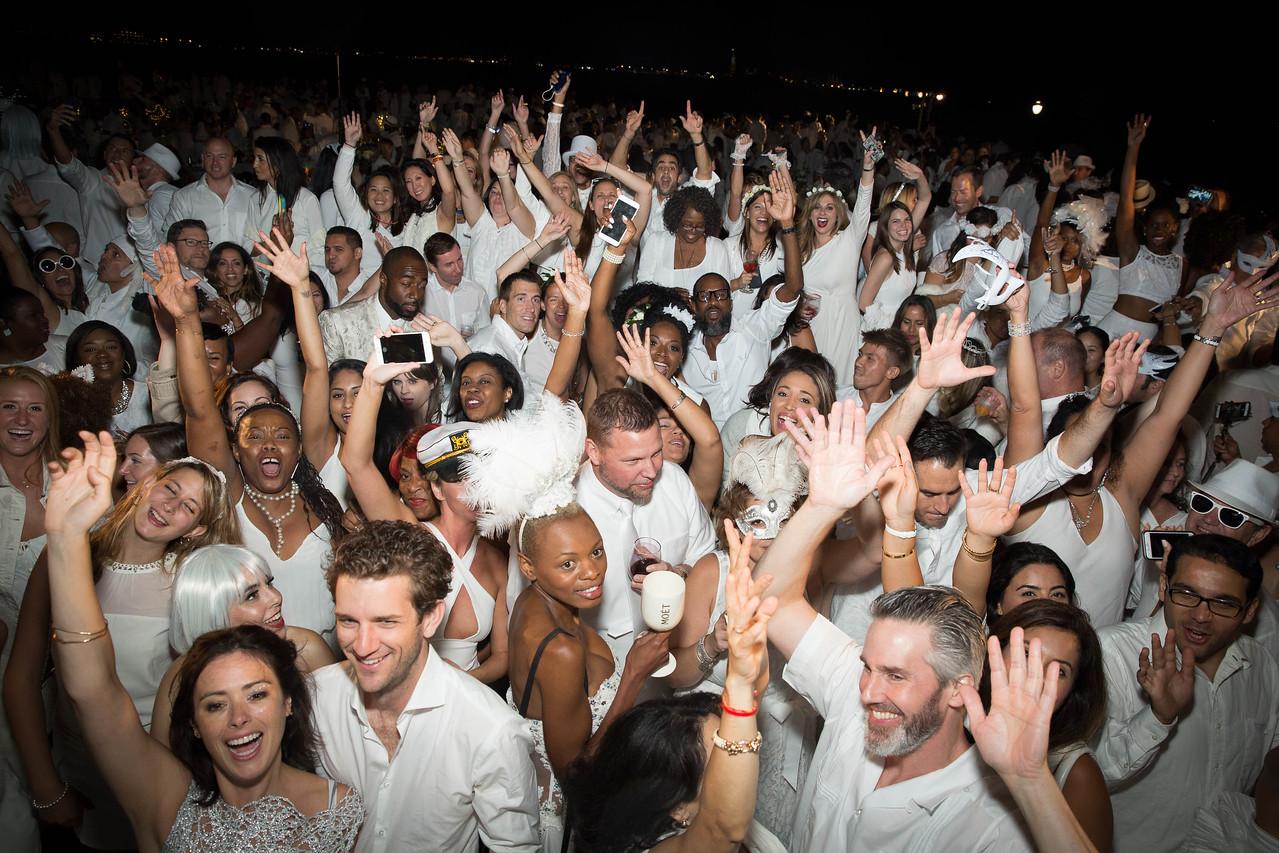 Dîner en Blanc New York 2016
