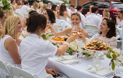 Diner en Blanc Charleston