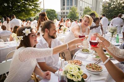 Diner en Blanc 2015