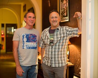 Will Harrison, Dyson  House Listening Room