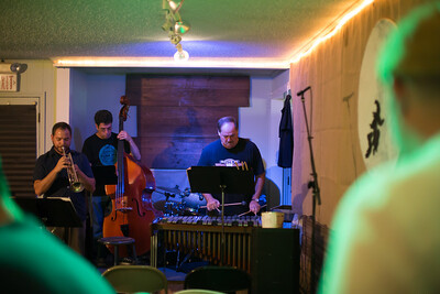 Harvest Moon, Listening Rooms, The Jazz Souls