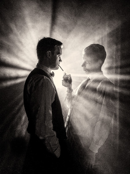 Thrill Me Poster photo