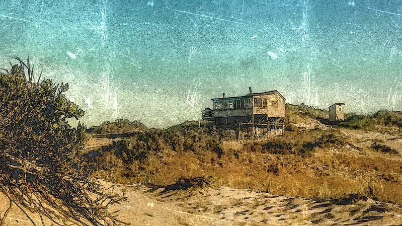 Provincetown Dune Shack