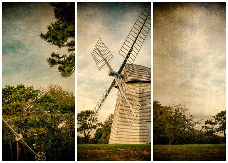 Chatham Windmill Triptych