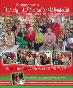 staff Christmas card 2017