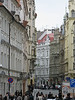 Prague<br /> I loved all the narrow winding cobbled streets!