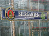 The first Biergarten we saw (Munich), unfortunately we didn't have enough time to enjoy it.