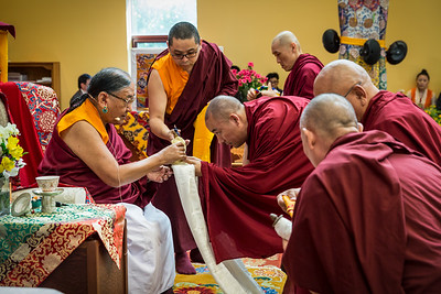 The Clarity of Practicing the Dharma
