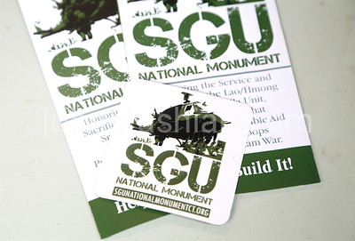 SGU National Monument & Traveling Vietnam Wall