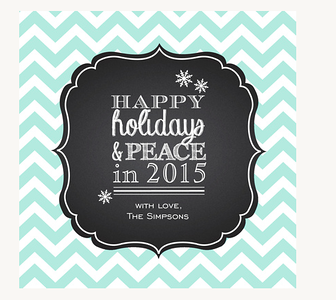 Berger Kahn Holiday Card Design Ideas 2014
