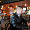 Manage Paulie Chlebecek talks about the special New Year's plans for Destare on Main Street in Fitchburg, Saturday.<br /> SENTINEL & ENTERPRISE / BRETT CRAWFORD