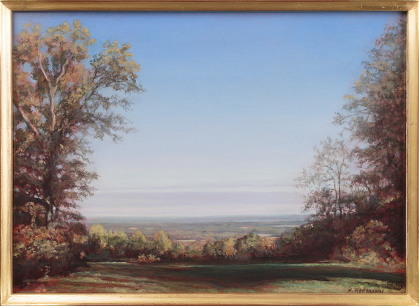 Blue Mounds, Early Autumn